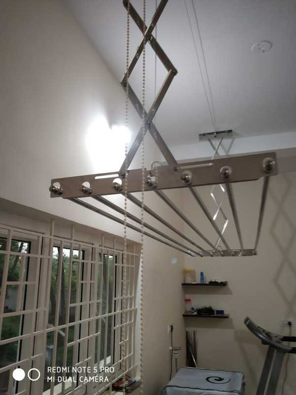 Ceiling Cloth Drying Hangers in Chennai