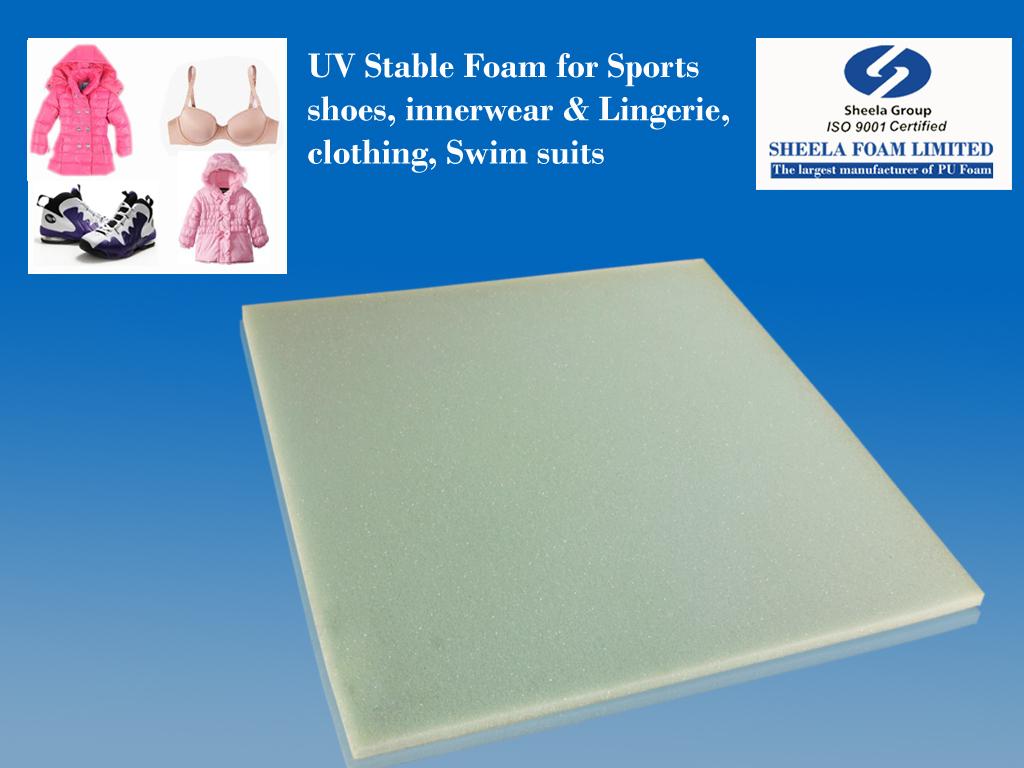 White PU Foam
