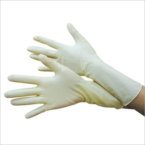 Latex Examination Powder Free Gloves