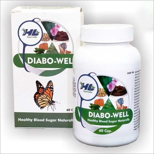 Ayurvedi Healthy Blood And Sugar Capsules