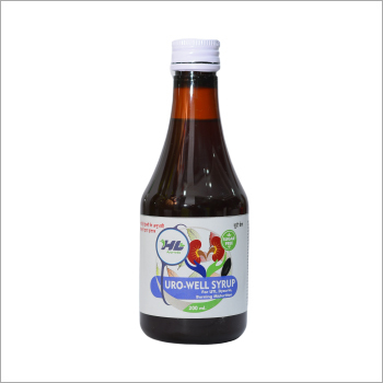 200 ML Ayurvedic Uro-Well Syrup
