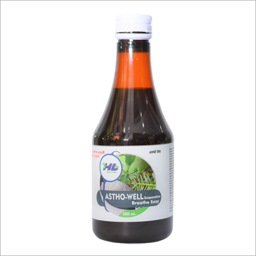 200 ML Anti Pollution Cure Asthma Syrup