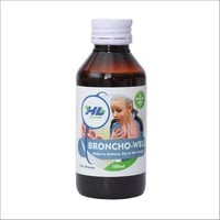 100 ML Asthma Dry And Wet Cough Syrup