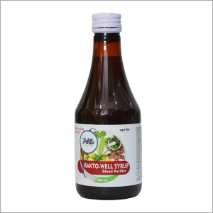 200 ML Cleans Blood Disorder Syrup