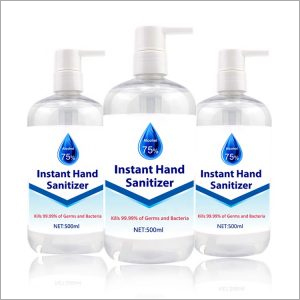 Hotel Home Liquid Kids Instant Hand Sanitizer
