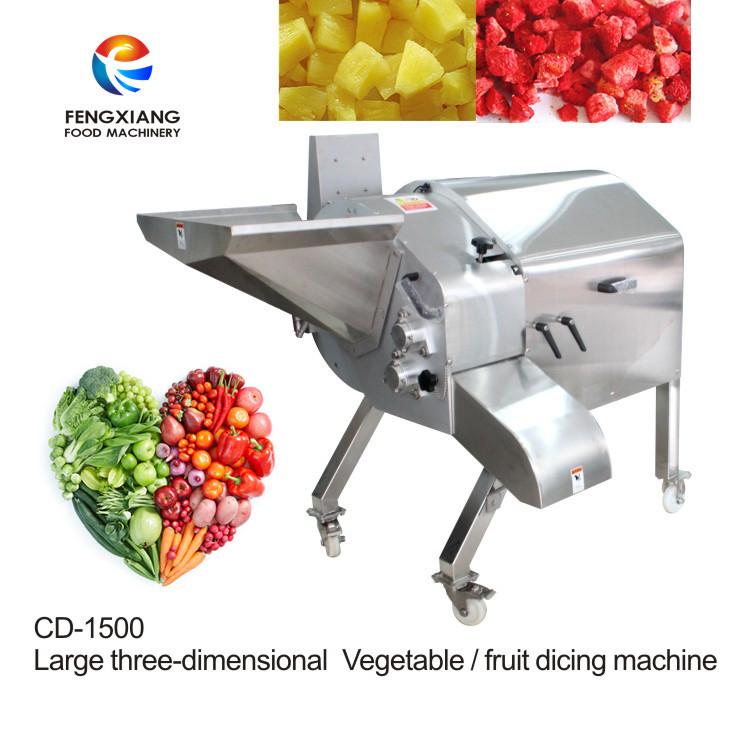 Fruits & Vegetable Dicer Machine