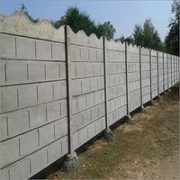 Compound Wall Paver Block