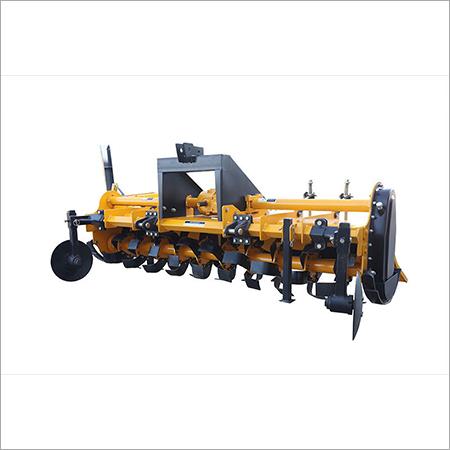 Rotavator Ploughing