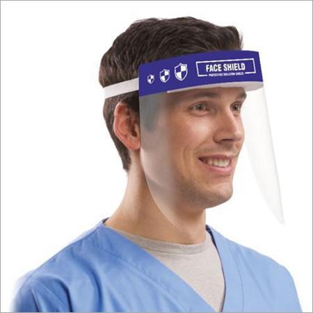 Safety Glass Face Shield