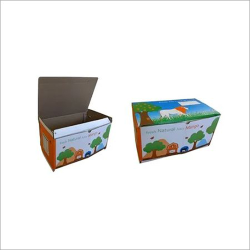 Export Quality Mango Packaging Box