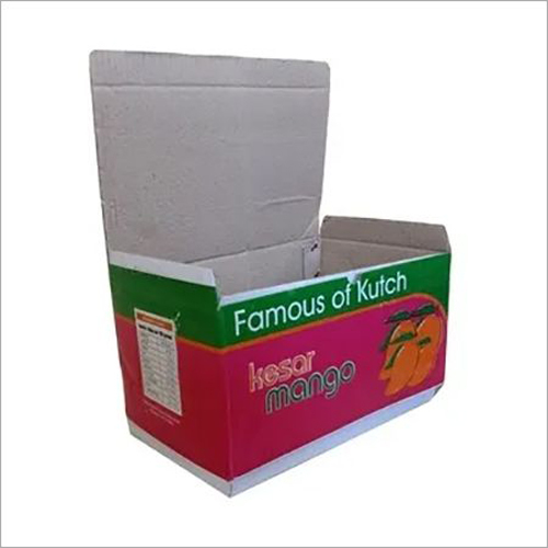 Gir Mango 10 kg Packaging Corrugated Box