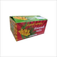 Kharek Dates Packaging Corrugated Box