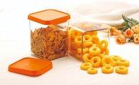 Nirlon Square Container Set Of 2 ABS Plastic 750 ml