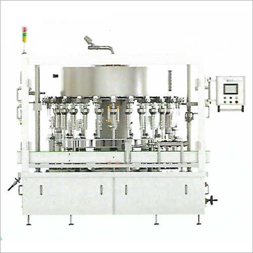 Robotic Filling Machine