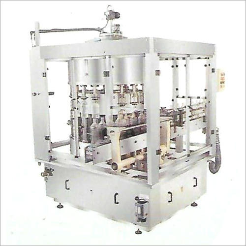 Gravitation Filling Machine