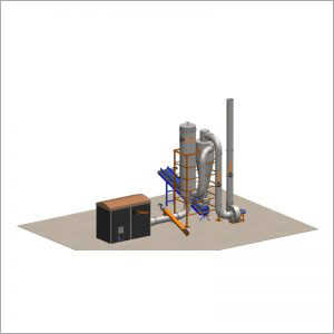 Biomass Dryer-2000