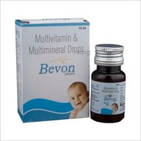 Multi-vitamin & Multiminerals Drops