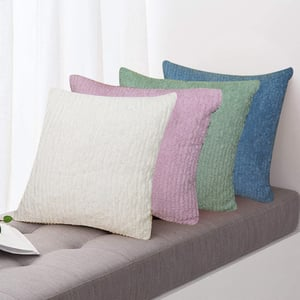 Cushion Cover in Chenille fabric