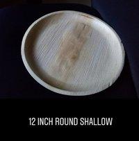 12 Inch Round Shallow