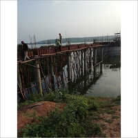BRIDGE AT PANNA DAM