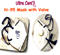 Ultracare N95 Mask