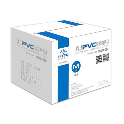 Medical Vinyl Examination Gloves