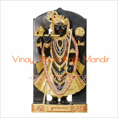 Ranchhod Das Marble Statue