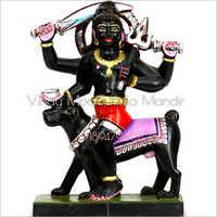 Kaal Bhairav Marble Statue