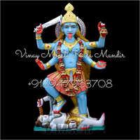 Kali Mata Marble Statue
