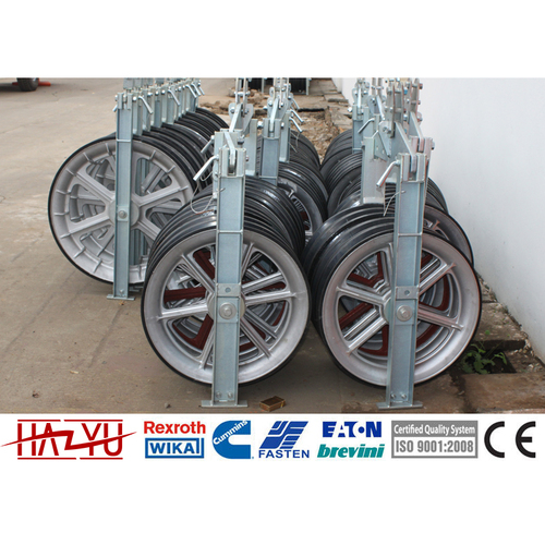 TYSHW Aluminum Five Wheel Conductor Pulleys