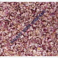 Dehydrated Red Onion Chopped Flakes