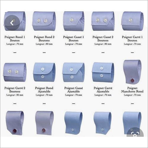 Cuffs Styles