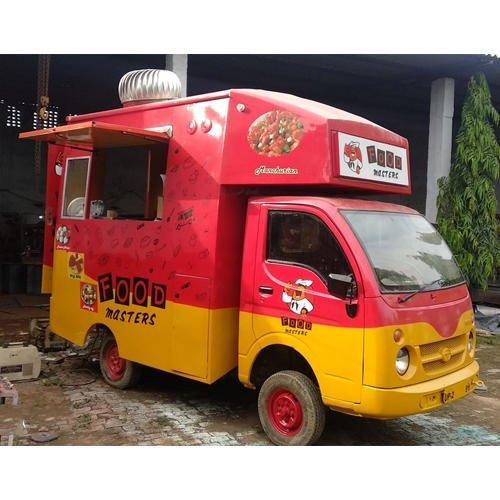 Diesel Food Van