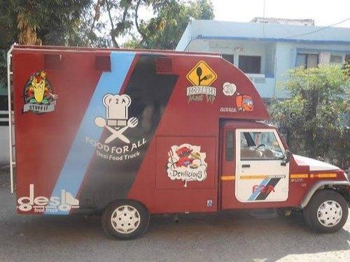 Diesel Food Truck