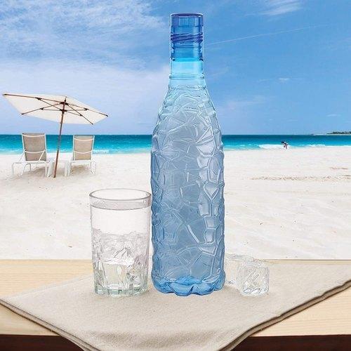 Nirlon Plastic Thunder Water Bottle Set Offer, 1000mL, Plastic Bottles Combo Gift Set