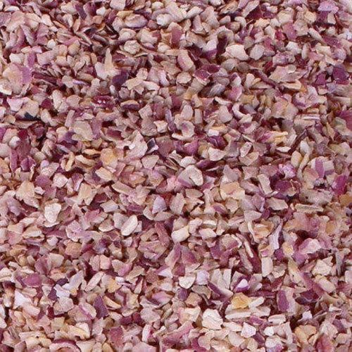 Dehydrated Red Onion Minced 1 to 3 MM