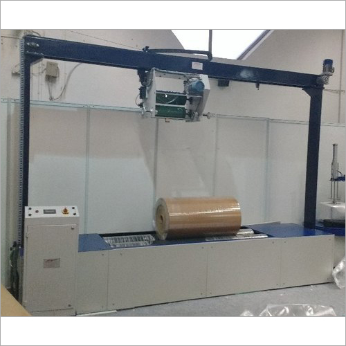 Paper Reel Packing Machine