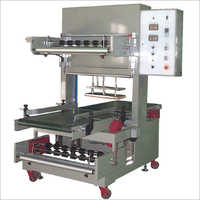 Collating and Shrink Wrapping Machine