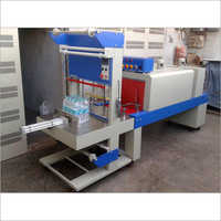 Web Sealer for Bottles Shrink Wrapping Machine