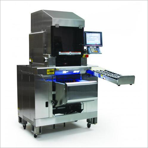 Automatic Tray Wrapping Machine