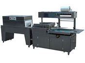 Seal Cut and Shrink Machine
