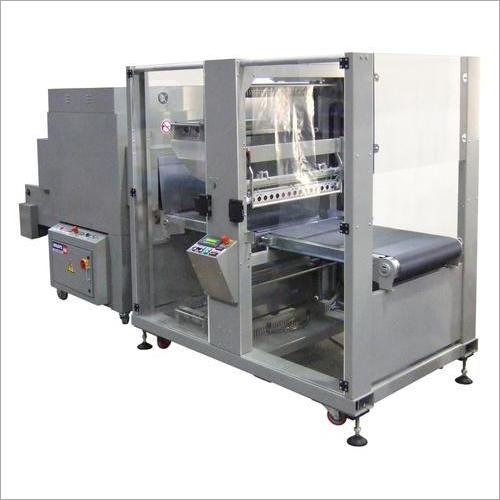 Pharmaceutical Sleeve Wrapper Machine
