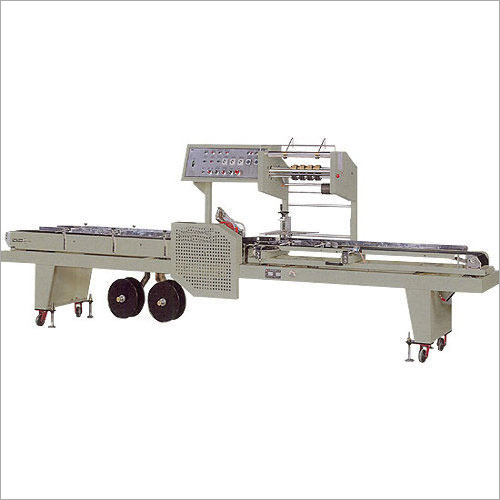 Automatic L-Sealer Machine for Long Products