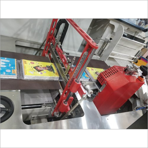T400 Servo High Speed Shrink Packaging System