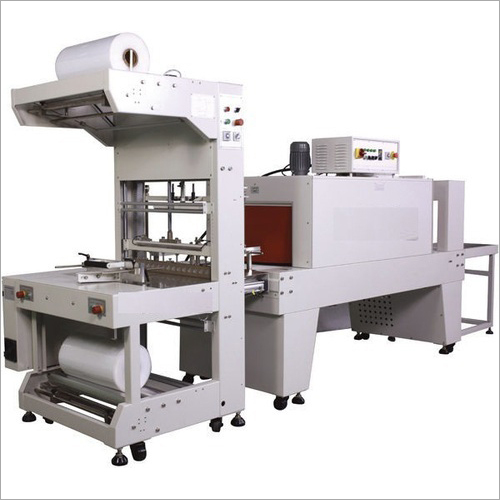 Seal Cuts and Shrink Machine