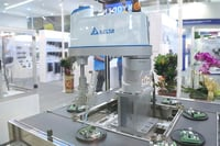 SCARA Robot Pick & Place Systems