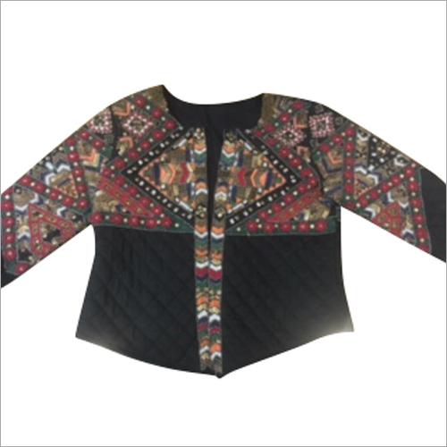 Ladies Gujrati Embroidery Jacket