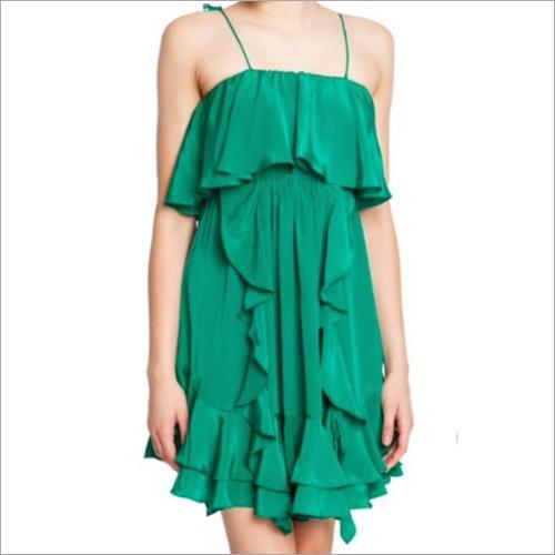 Ladies Frill Dress