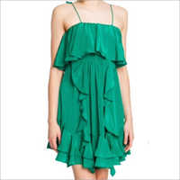 Ladies Frill Dress