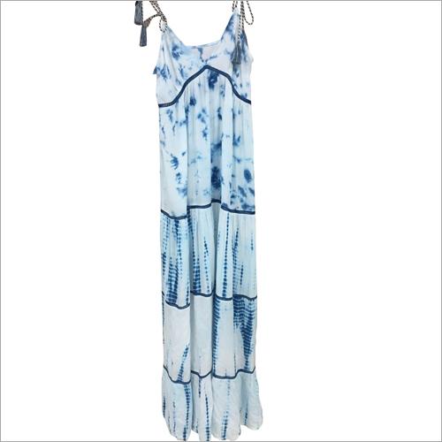 Tie N Dye Viscose Dresses